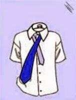 2. Tutorial Cara Memasang Dasi SMP yang Mudah dan Rapi