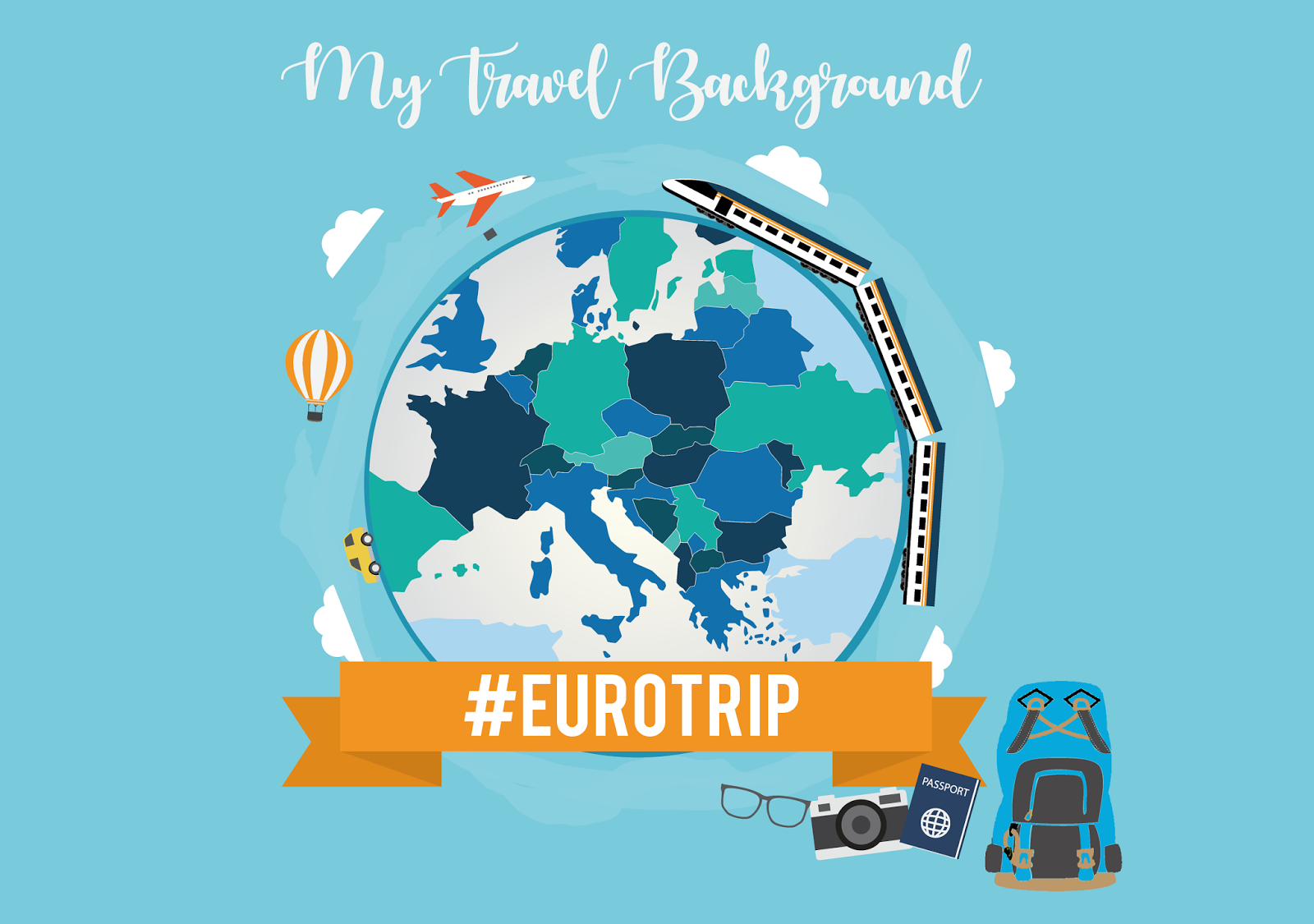 My Travel Background : Voyage en interrail en Europe de l'Est