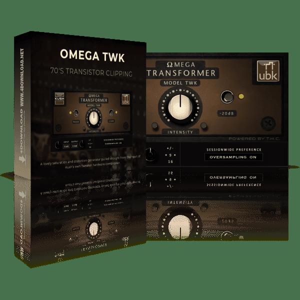 Kush Audio Omega TWK v1.0.1 Full version