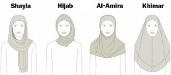 Pilih Model Hijab Sederhana Agar Kebaya Bagus Tapi Murah Bisa Terwujud