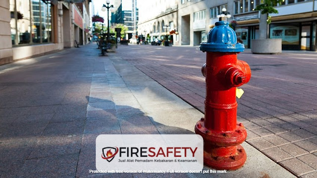 jual fire hydrant Pangkalpinang