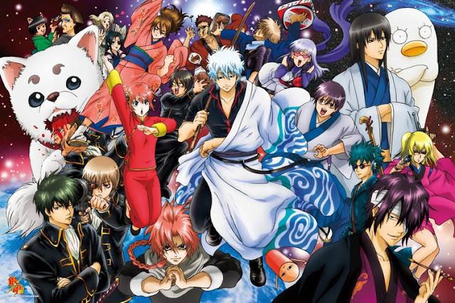 15 Kata-Kata Mutiara Inspirasi Pilihan dari Anime Gintama