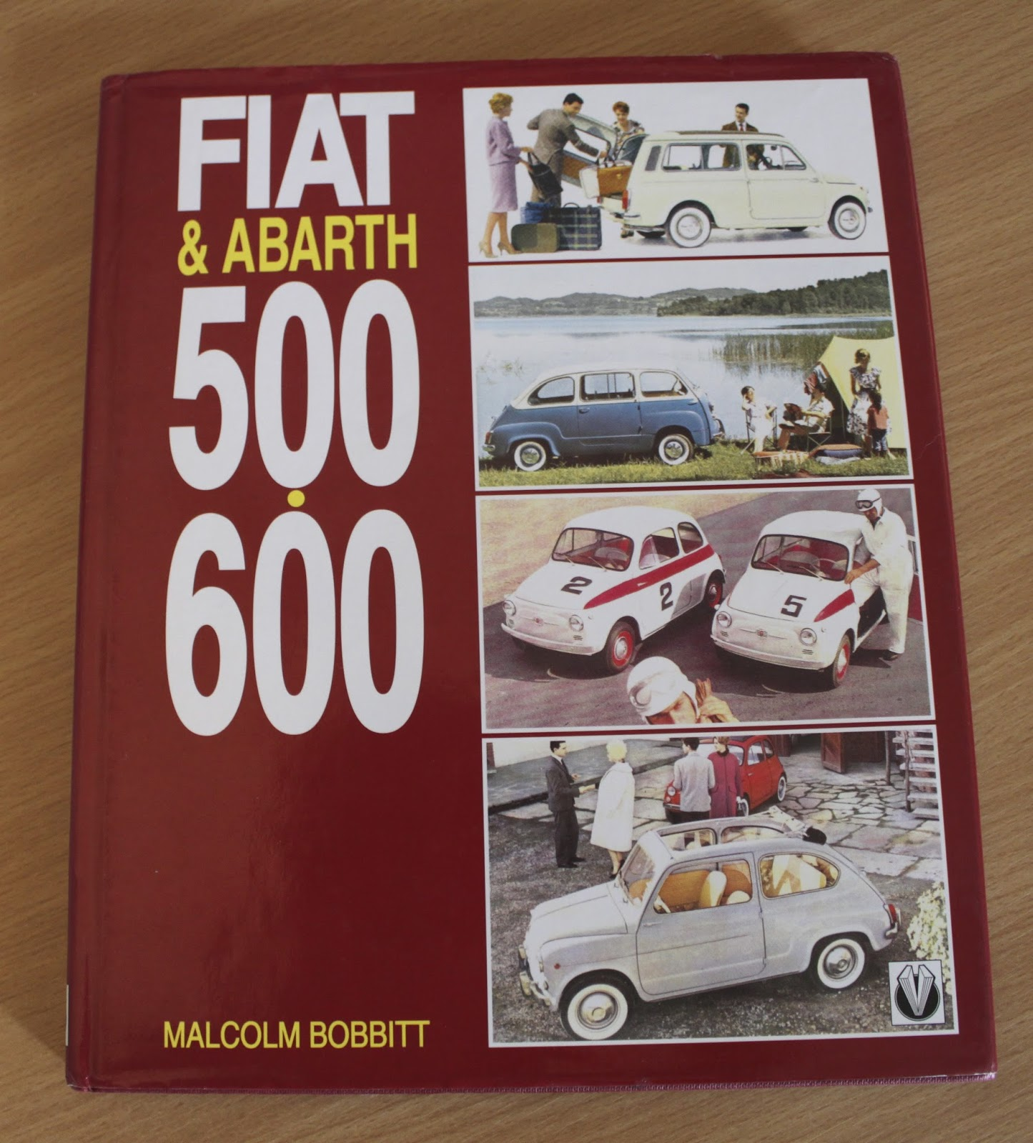 Veloce publishing automotive stuff author profile no 3 malcolm bobbitts first book for veloce the story of fiats forever young 500 and 600 models was published in 1993 the work came about through the fandeluxe Choice Image