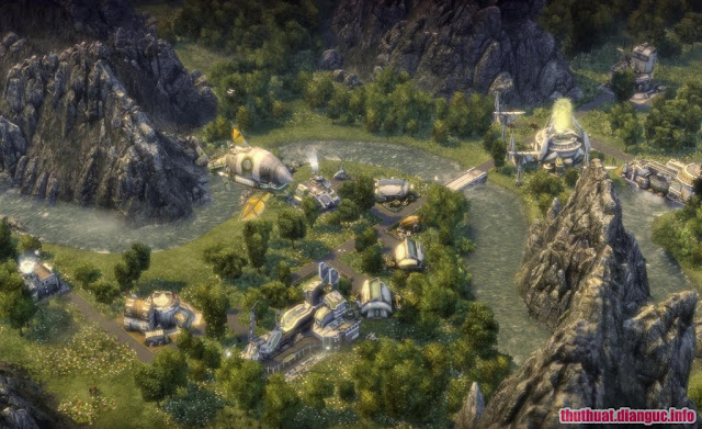 Anno 2070 strategy game download crack for pc