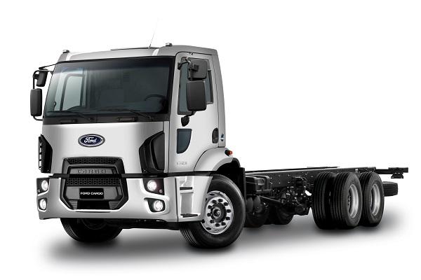 Camión Ford Cargo 1723 6x2