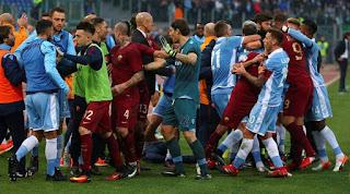 مباشر مشاهدة مباراة روما ولاتسيو بث مباشر 29-09-2018 الدوري الايطالي يوتيوب بدون تقطيع