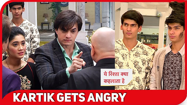 Future Story : Luv Kush turn more ruthless to fuel fight in Kartik and Goenkas