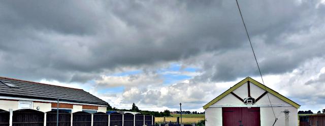 A moody looking sky