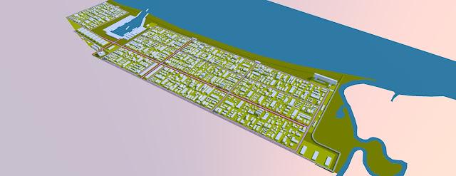 Site Plan Kawasan Industri
