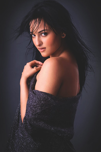 The Bollywood diva Sonakshi Sinha