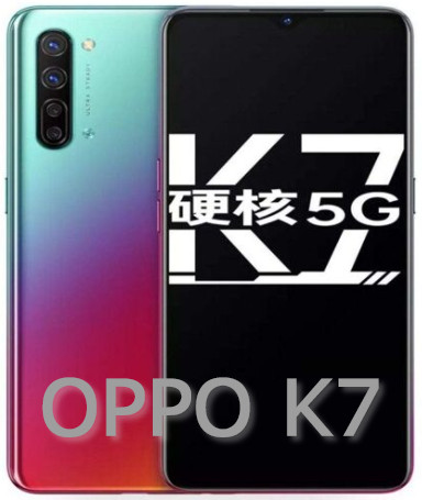 Oppo K7 Specification