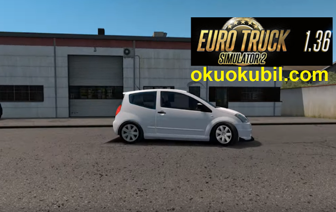 Euro Truck Simulator 2  1.36 Citroen C2 V1 R10 Güncelleme Modu İndir 2020
