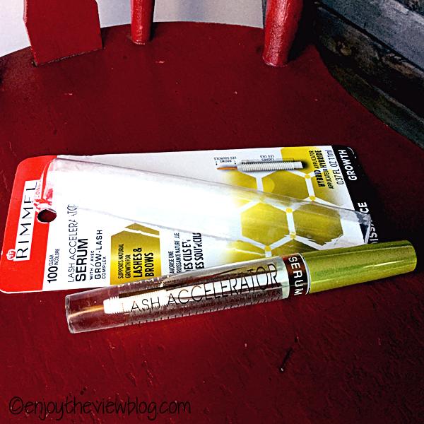 Rimmel lash accelerator growth serum