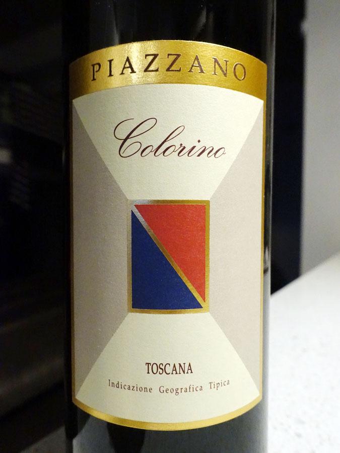 Piazzano Colorino 2015 (91 pts)