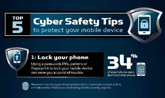 Cell Phone Security: Phone Hacking Protection #infographic