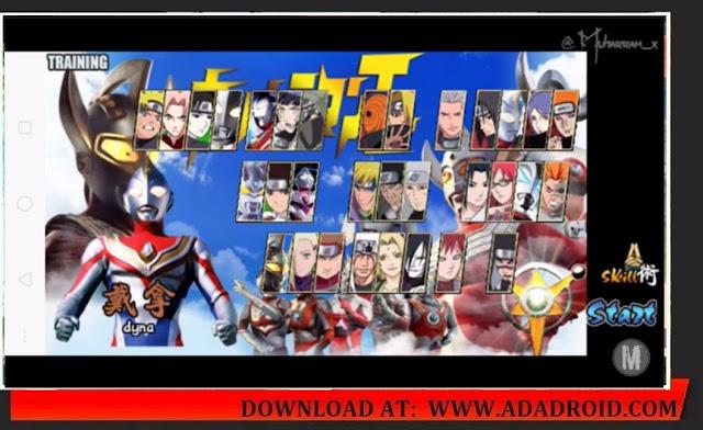 Ultraman Senki by Mori Mod Apk
