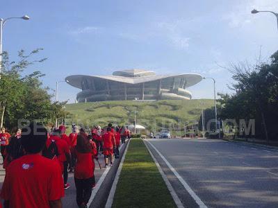 Menuju Ke PICC Putrajaya