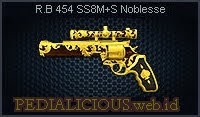 R.B 454 SS8M+S Noblesse