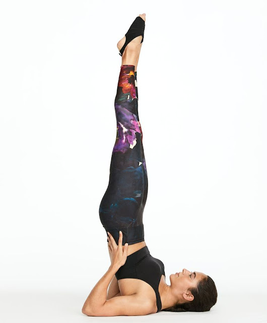 Oysho leggings that are nothing like the rest of the leggings, and make the silhouette 100% more toned