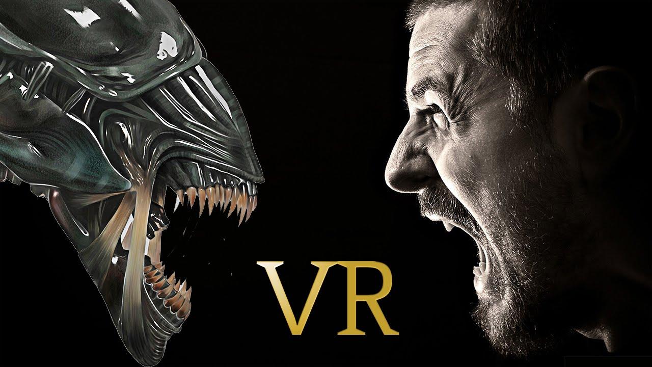 Ridley Scott está preparando una aterradora nueva experiencia alienígena VR