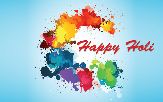Happy Holi Wallpapers full HD