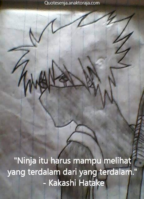 Wallpaper hp android kata-kata Naruto