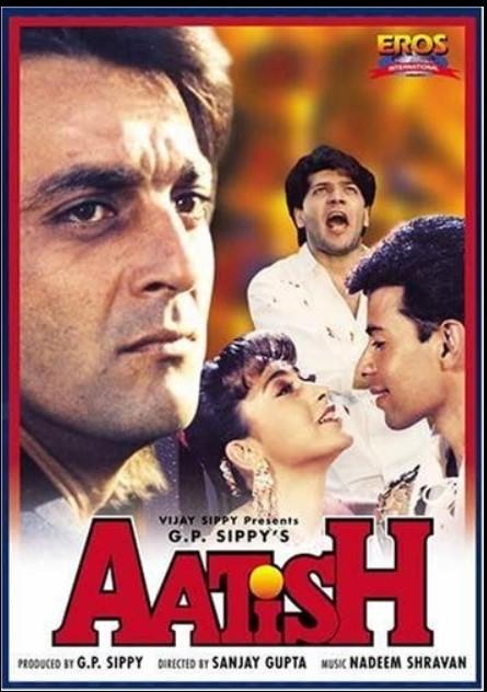 Aatish Feel The Fire 1994 x264 720p Esub AmaZoNe Hindi GOPI SAHI