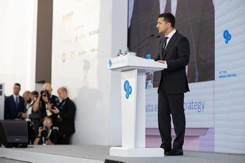 Zelenszkij: fenn kell tartani Oroszországgal szembeni szankciókat egészen a béke helyreállításáig