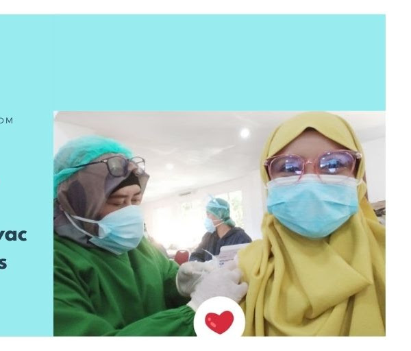 Pengalaman Mendapat Vaksinasi Sinovac di Polrestabes Surabaya
