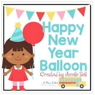 Preschool and Kindergarten students love to celebrate the New Year. These New Year activities are perfect ideas to bring in the New Year and provide decorations for your January bulletin board. Happy New Year wishes and resolutions will be made with these FREE activities for preschool and Kindergarten kids. (Preschool, Kindergarten, Home School) #Kindergarten #newyear