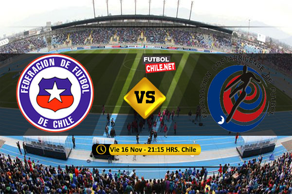 PREVIA: Chile vs Costa Rica