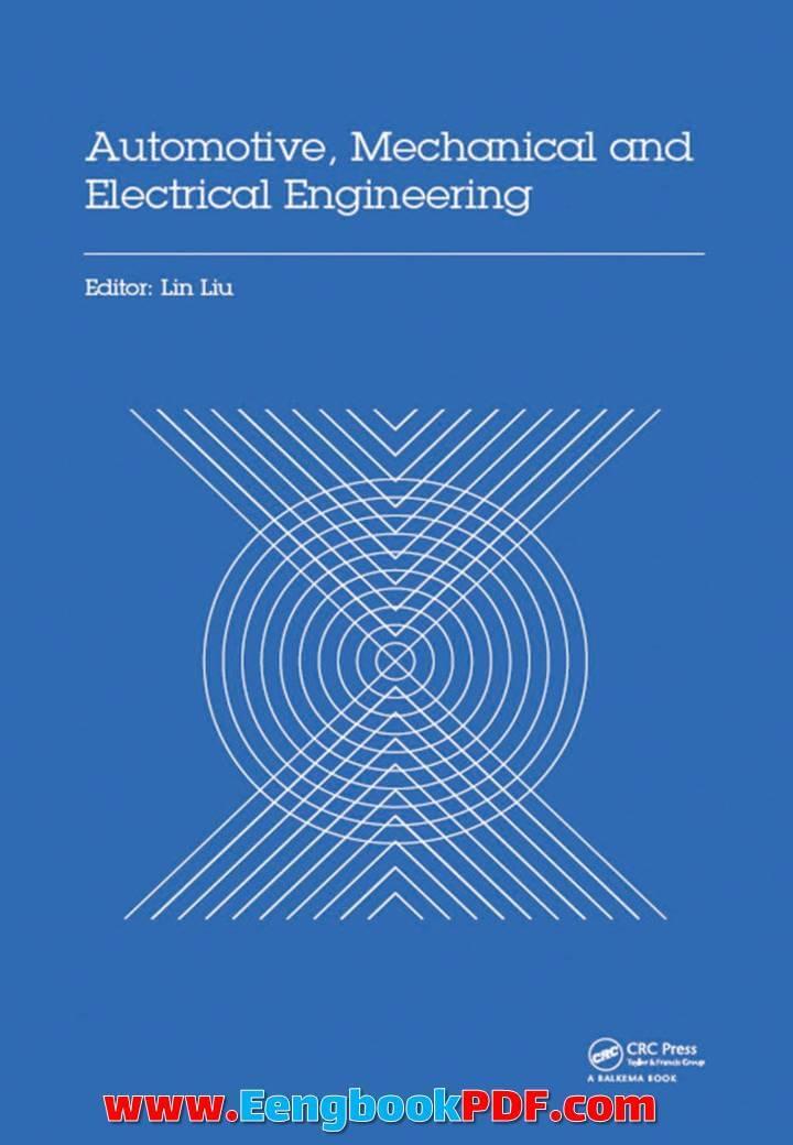 Automotive engineering and rail transit engineering PDF