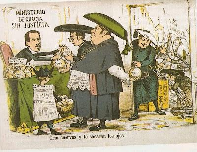 Comentario de Historia. La desamortización de Mendizábal.