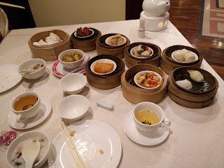 Dimsum halal, long feng restaurant