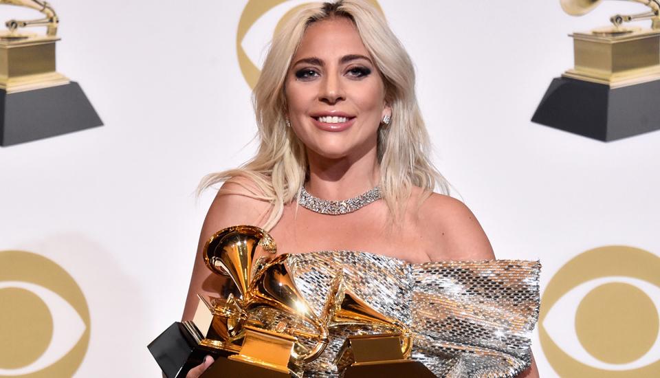 Lady Gaga recibe 2 nominaciones para los Grammy 2020