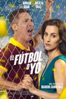 El fútbol o yo en Español Latino