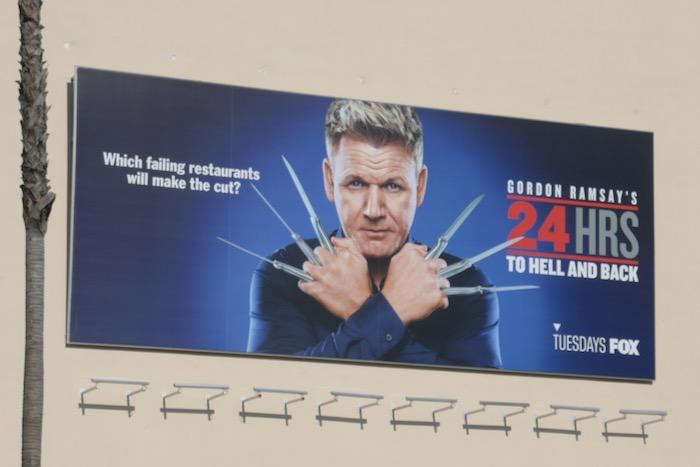 Gordon Ramsey 24 Hrsseason 3 Wolverine spoof billboard