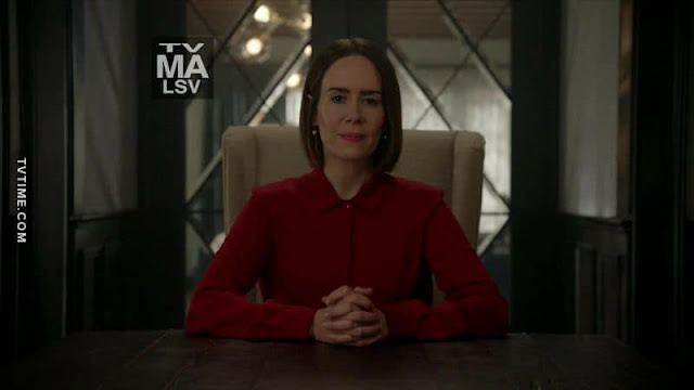 HUMOUR- AMERICAN HORROR STORY- RECEIRONICA 7X11  Great Again