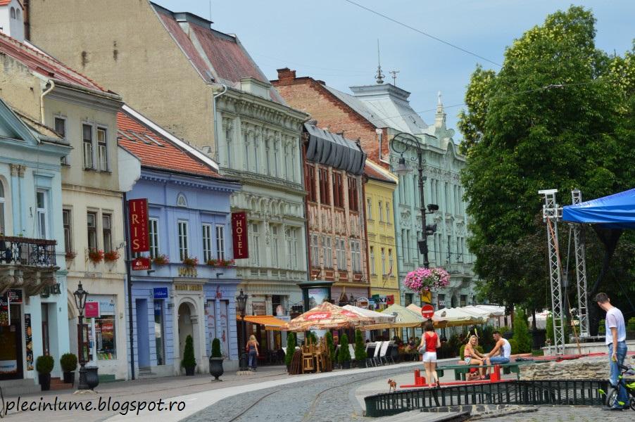 Centrul vechi din Kosice, Slovacia