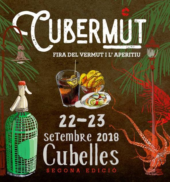 Cubermut, la Fira del Vermut i l'Aperitiu de Cubelles.