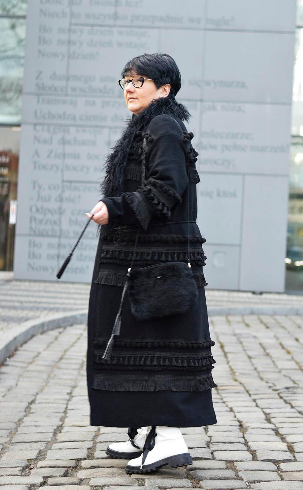 Płaszcz od Simony Nikołajewskiej  Simona Nikolajewska Coat