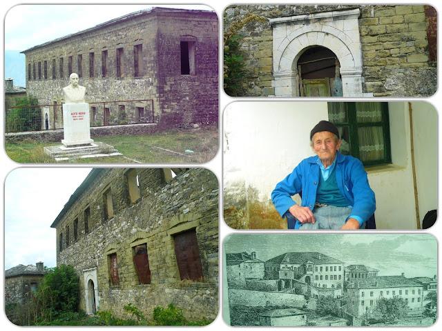 Περπατώντας ανάμεσα στα ερείπια των πρώτων Eλληνικών διδασκαλείων στην Αλβανία