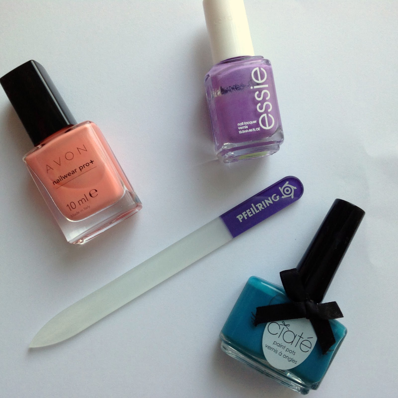 how to clean crystal nail file