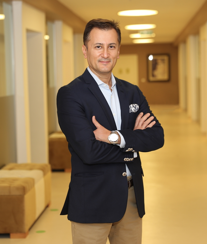 Doç. Dr. İlker Kiriş Kalp ve Damar Cerrahisi