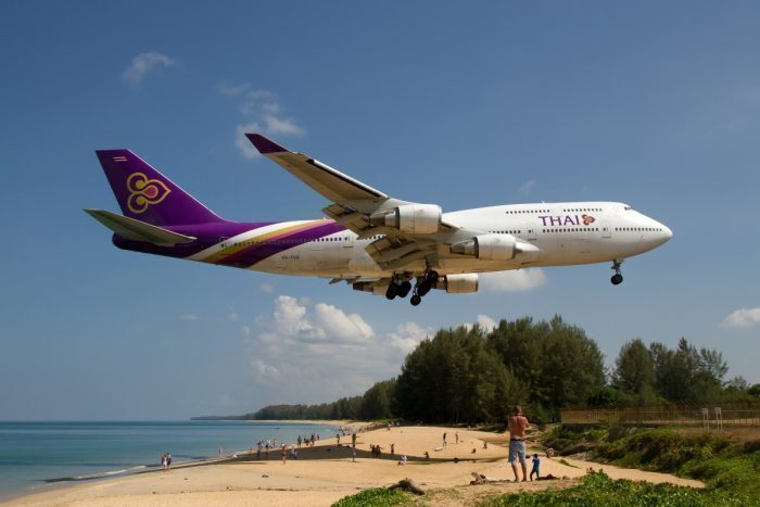 Thai Airways Files For Bankruptcy With Rehab Plan