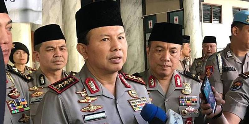 Jokowi Menunjuk Ari Dono Jadi Plt. Kapolri, Paskah Tito Karnavian Mundur