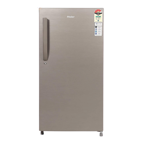 Haier 195 L 4 Star Direct-Cool Single-Door Refrigerator