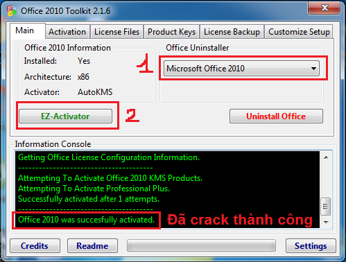 Download Office 2010 Full Crack