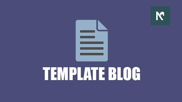 Konfigurasi Template Blog Agar Diterima di Google AdSense