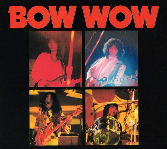BOW WOW - Signal Fire [Rock Candy remastered] inside
